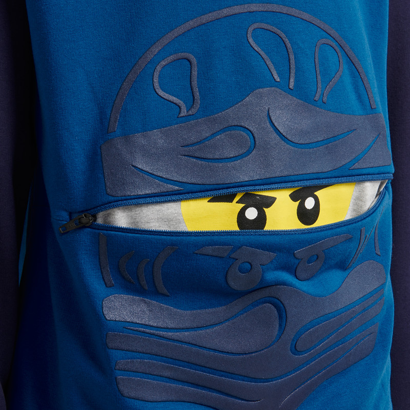 Lego Wear sweater Ninjago peek a boo