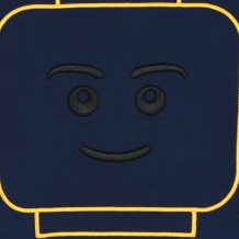 Lego Wear Sweater navy, yellow head