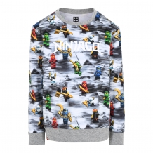 Lego Wear sweater all-overprint Ninjago
