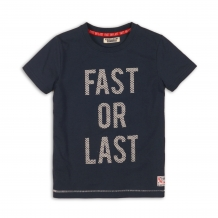 DJ Dutchjeans T-Shirt Fast Or Last