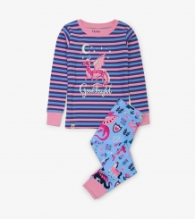 Hatley meisjespyjama  Glow In The Dark