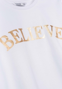 Tiffosi sweater believe