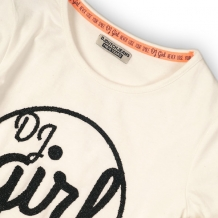 DJ Dutchjeans T-Shirt off white