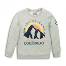 DJ Dutchjeans boys sweater Mountain Adventurer