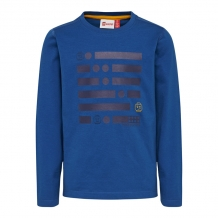 Lego Wear longsleeve blauw Imagination