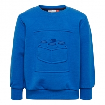 Lego Wear Duplo Sweater brick blauw
