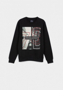 Tiffosi sweatshirt boys black