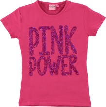 O Chill T-shirt Pink Power