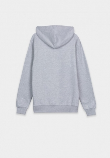 Tiffosi sweater jack grijs