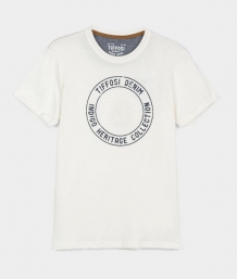 Tiffosi T-Shirt jongens Tiffosi denim